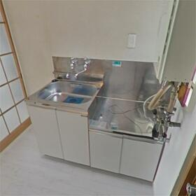 チェリーヒル小林I 202号室のキッチン