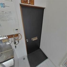 チェリーヒル小林I 202号室の玄関