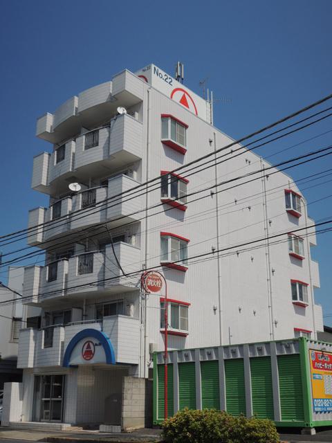 第22新井ビル外観写真