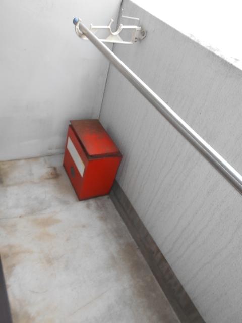 上板橋ダイカンプラザシティⅡ 209号室のバルコニー