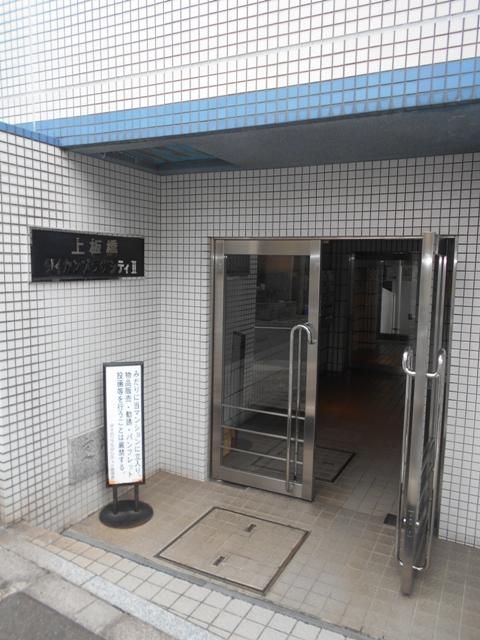 上板橋ダイカンプラザシティⅡ 209号室のエントランス