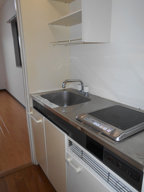 上板橋ダイカンプラザシティⅡ 209号室のキッチン