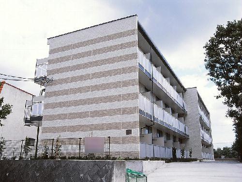 レオパレスアルファヒルズ 208号室の外観
