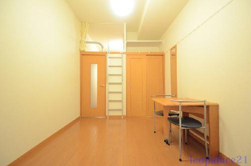 レオパレスアルファヒルズ 208号室の風呂
