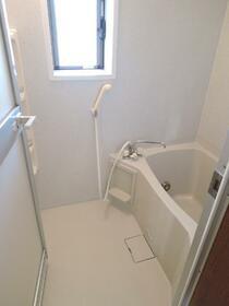 田中ハイツ 101号室の風呂