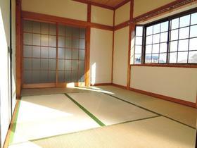 田中ハイツ 101号室のベッドルーム