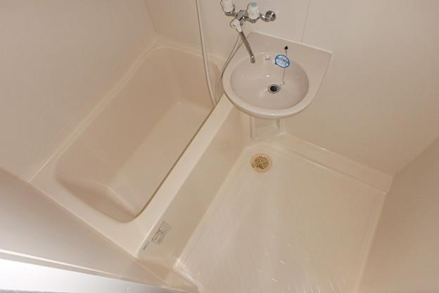 ライジング泉 302号室の風呂