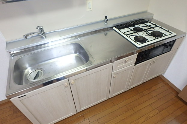 グランドール大幸Ⅰ 301号室のキッチン