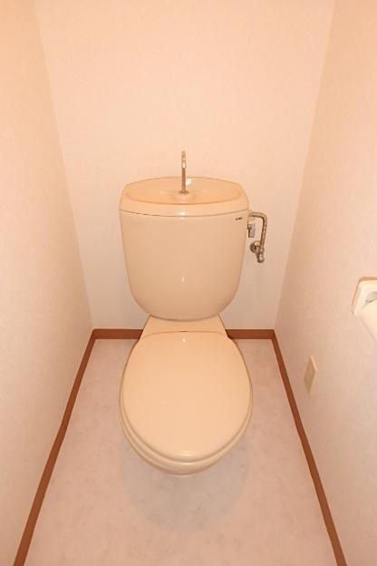 グランドール大幸Ⅰ 301号室のトイレ