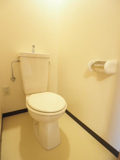 アネックス大幸 3C号室のトイレ