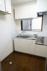エミネンス浅野 301号室の洗面所