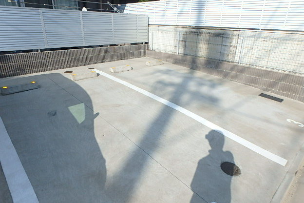 Casa de Partida 403号室の駐車場