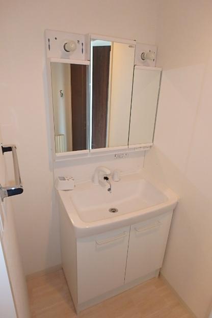 Casa de Partida 403号室の洗面所