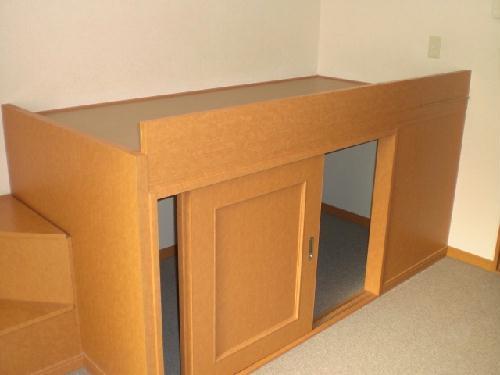 レオパレスグリーンリバー2 202号室の設備