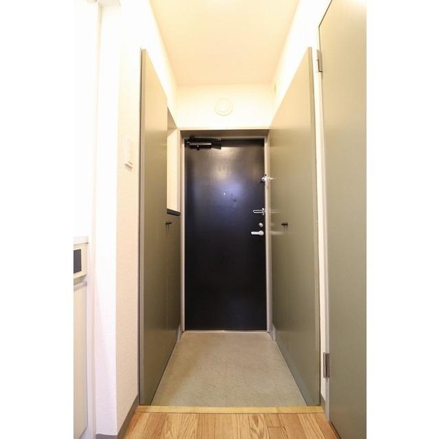 チェリーパーク 0101号室のキッチン