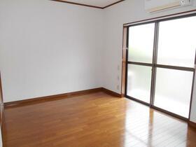 コスモ多摩 201号室のリビング