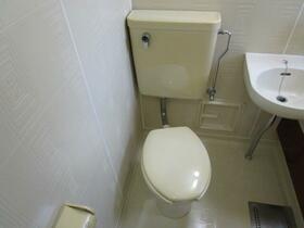 センチュリー旭 106号室のトイレ