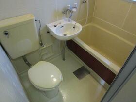 センチュリー旭 106号室の風呂