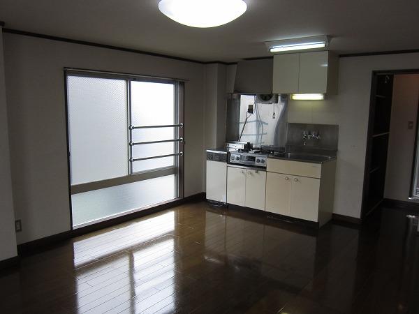 第2恩田ビル 205号室のリビング