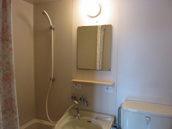 第2恩田ビル 205号室の風呂