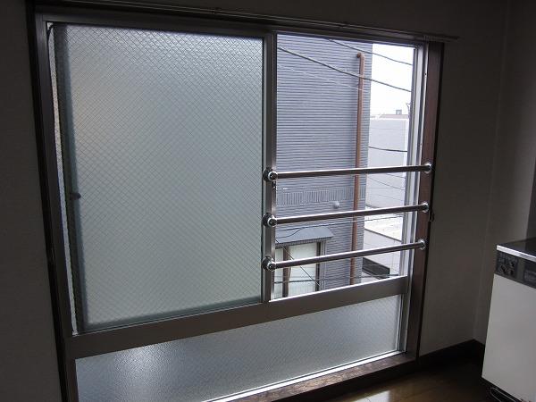 第2恩田ビル 205号室のバルコニー