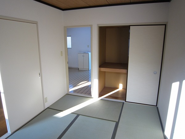 コーポ相澤A 101号室の収納