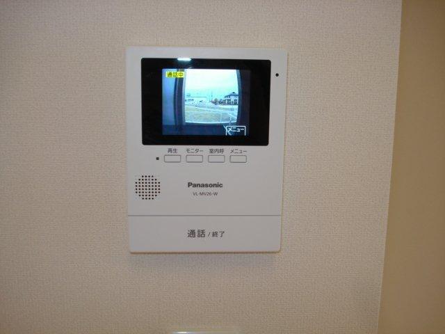フォレストアーク大森Ⅱ 102号室のセキュリティ