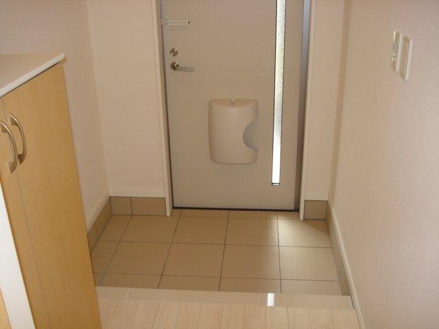 フォレストアーク大森Ⅱ 102号室の玄関