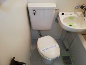 メゾン・ド・ピエール 0413号室のトイレ