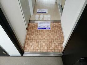 メゾン・ド・ピエール 0413号室の玄関