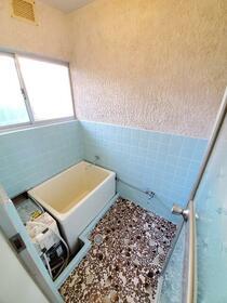大国荘 105号室の風呂