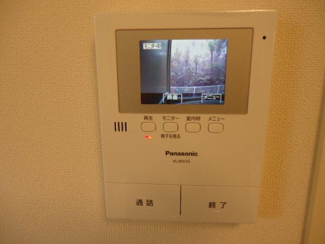 ピノコート 202号室の洗面所