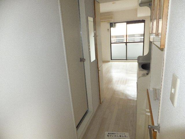 メゾン・ド・イマージュ 207号室の玄関