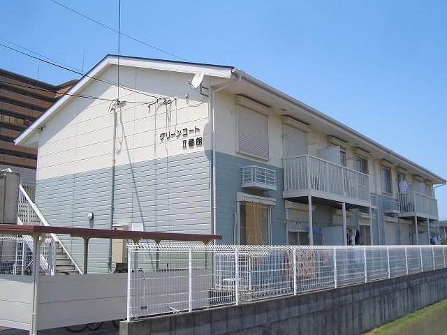 グリ-ンコ-トⅡ番館の外観