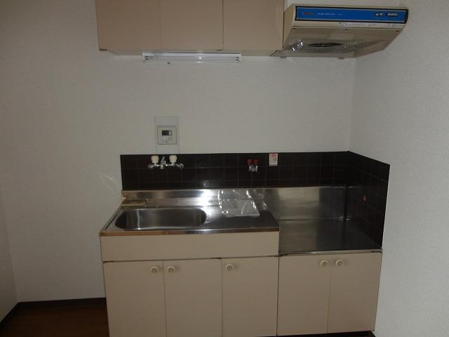 パセンテラ洛西 203号室のキッチン