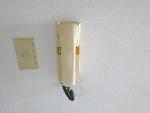 ホンダマンション 302号室のセキュリティ