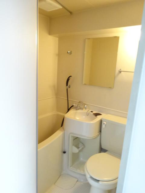 ホンダマンション 302号室の洗面所