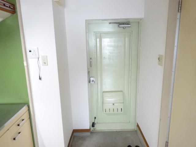 ホンダマンション 302号室の玄関