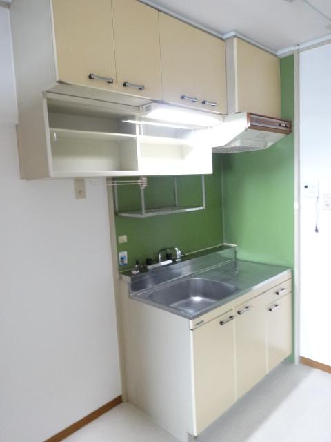 ホンダマンション 302号室のキッチン