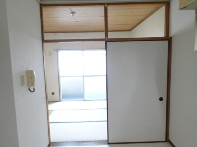ホンダマンション 302号室のリビング