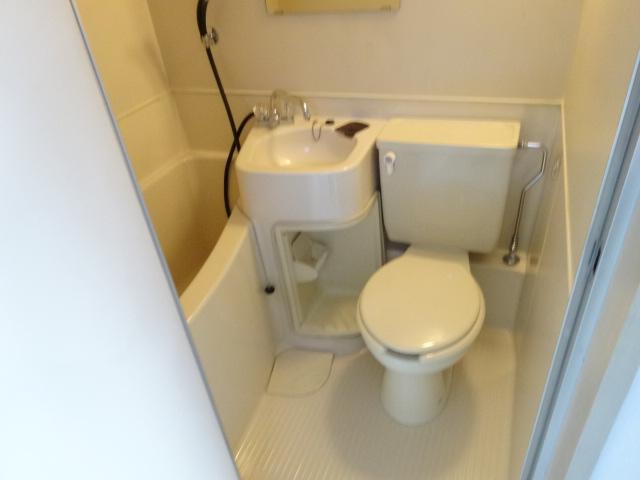 ホンダマンション 302号室の風呂