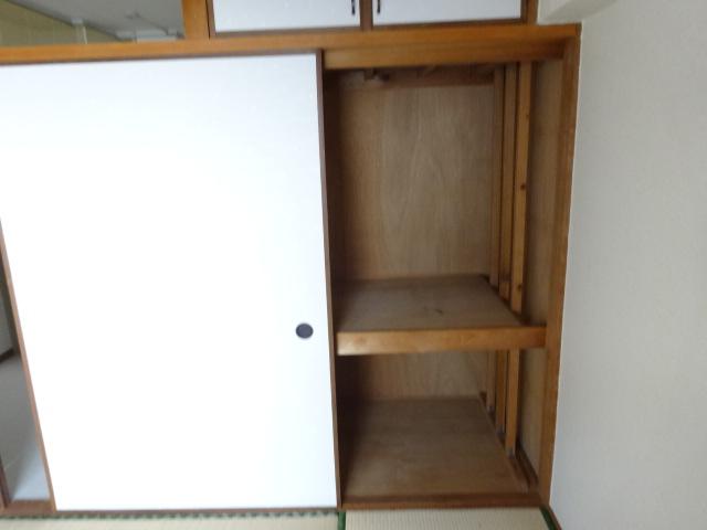 ホンダマンション 302号室の収納
