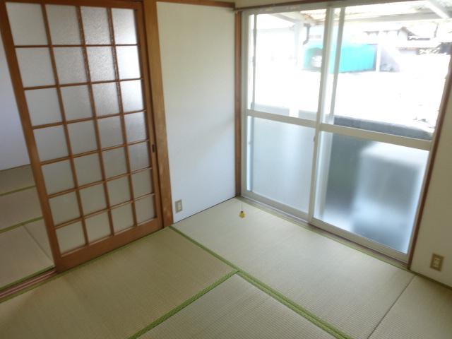 長曽ハイツⅠ 3号室のエントランス