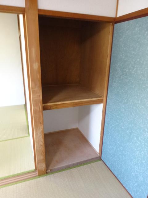 長曽ハイツⅠ 3号室の収納