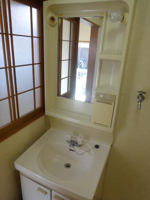 長曽ハイツⅠ 3号室の洗面所