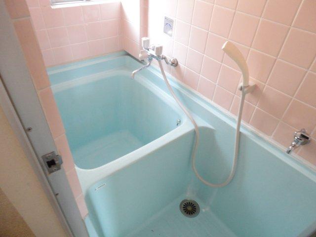 ロイヤルコーポ桂 202号室の風呂