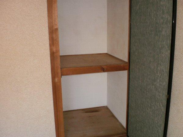 アーバンハイツ 301号室のベッドルーム