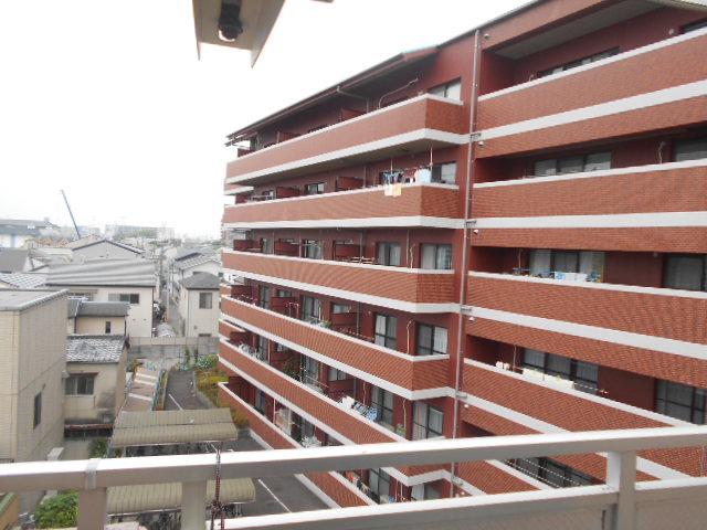 ZAK`S天神川 402号室の景色