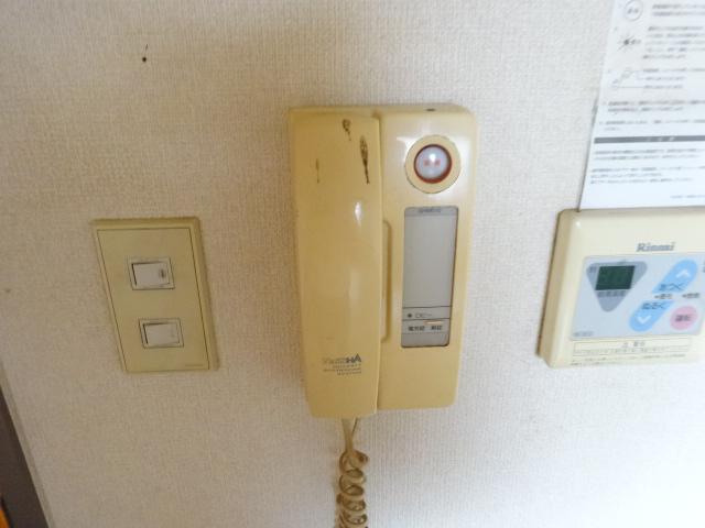 セント・ルークルス 104号室のセキュリティ