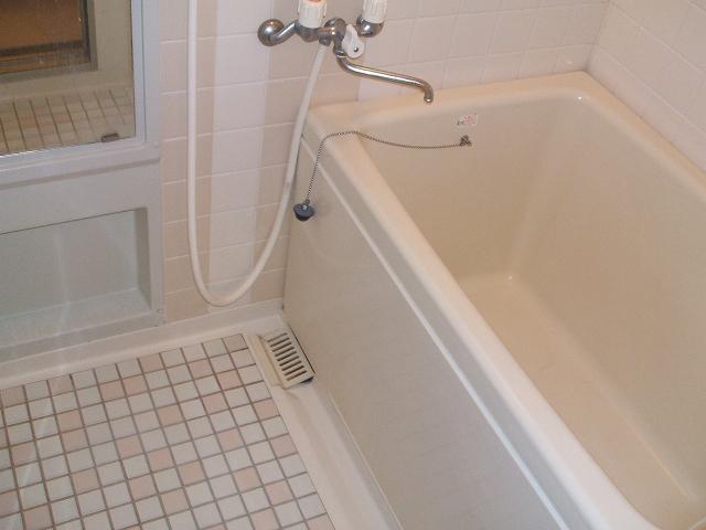 セント・ルークルス 104号室の風呂
